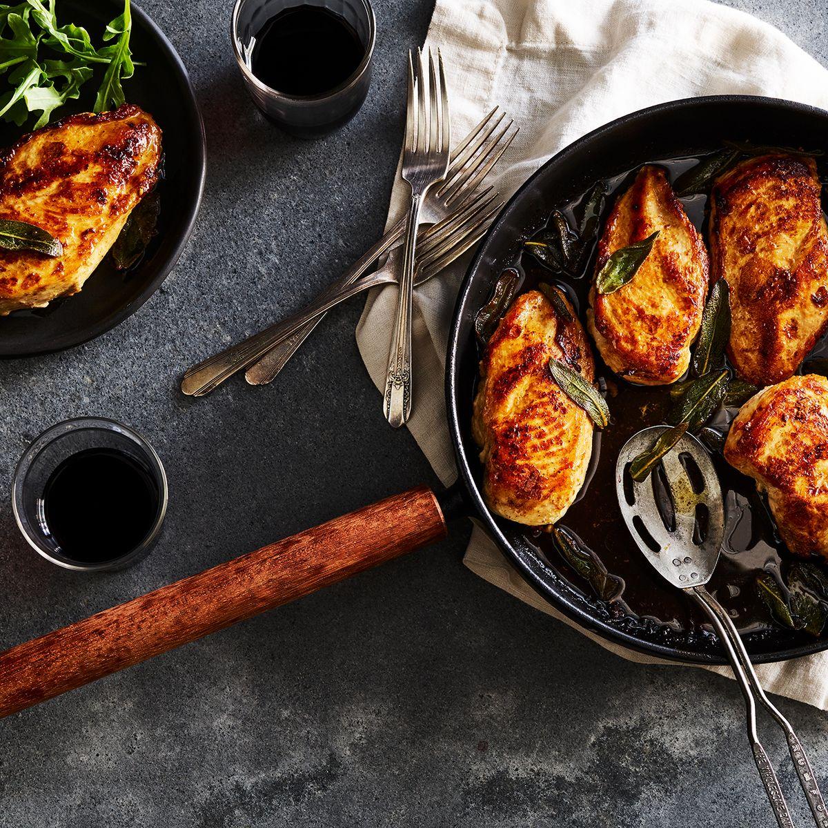 Poulet croustillant - une idée de recette super facile