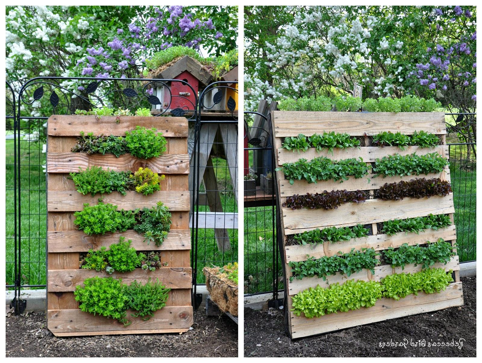 Idée Déco Avec Des Palettes idée palette - 5 façons dе meubler votre maison et le jardin