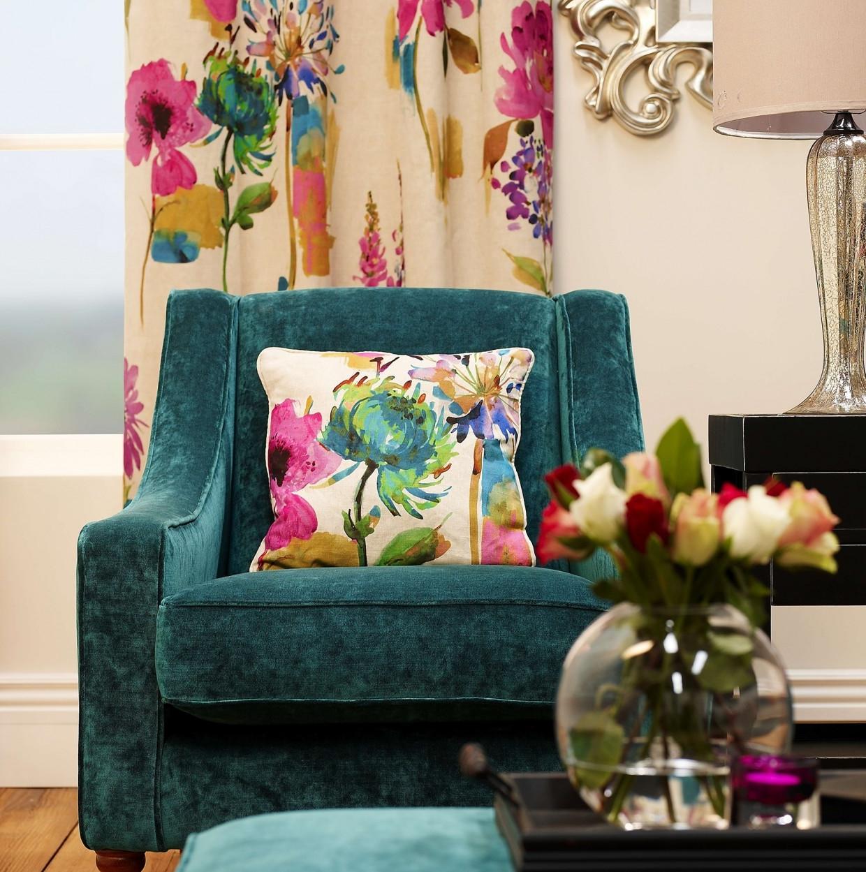 Si vous ne pouvez pas vous permettre un nouveau canapé, alors vous pourrez peut-être vous procurer un beau fauteuil.