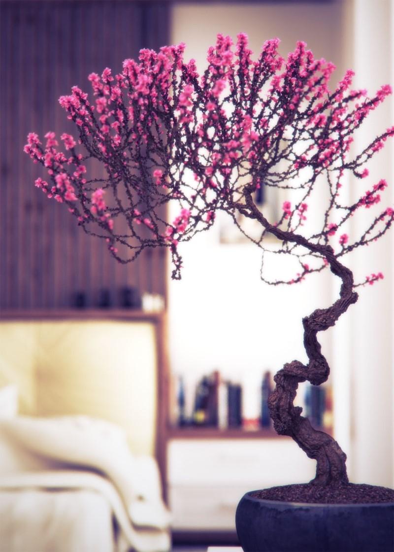 Le bonsaï a évolué et s'est développé de différentes manières en Chine et au Japon.