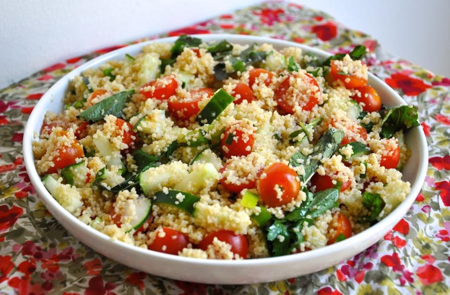 Une recette de salade rapide et savoureuse