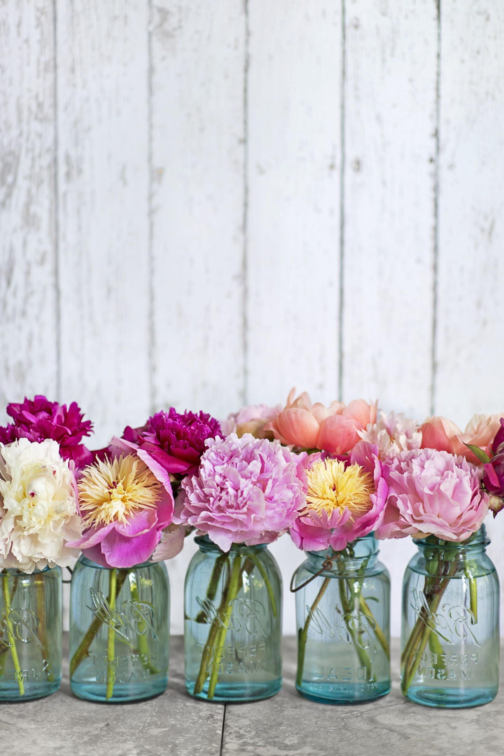 En cas de doute, choisissez toujours des fleurs! Ils feront toujours en sorte que quelqu'un se sente aimé et spécial.