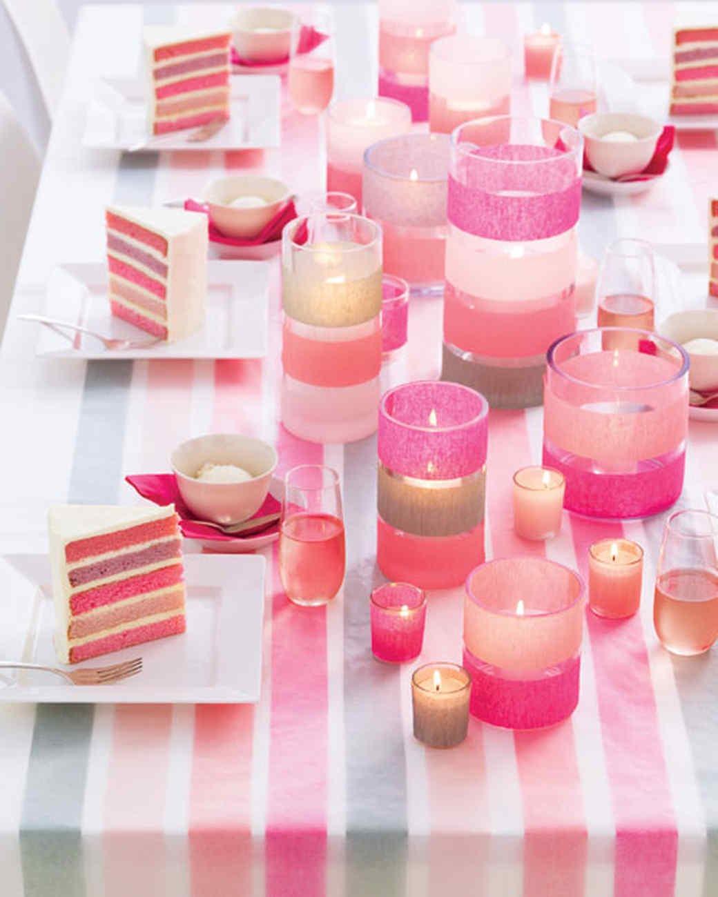 Fêter un anniversaire important, comme 30 ans, 50 ans, etc. nécessite une décoration spéciale.