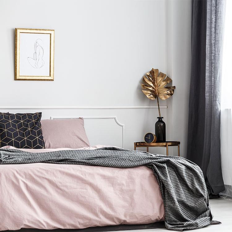 Créez une ambiance romantique dans votre chambre adulte avec nos idées déco