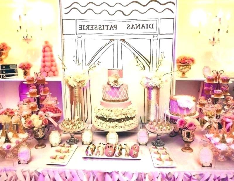 Je vous assure que cela fera que chaque fille se sentira la plus heureuse du monde pour son anniversaire, grâce à cette décoration de fête.
