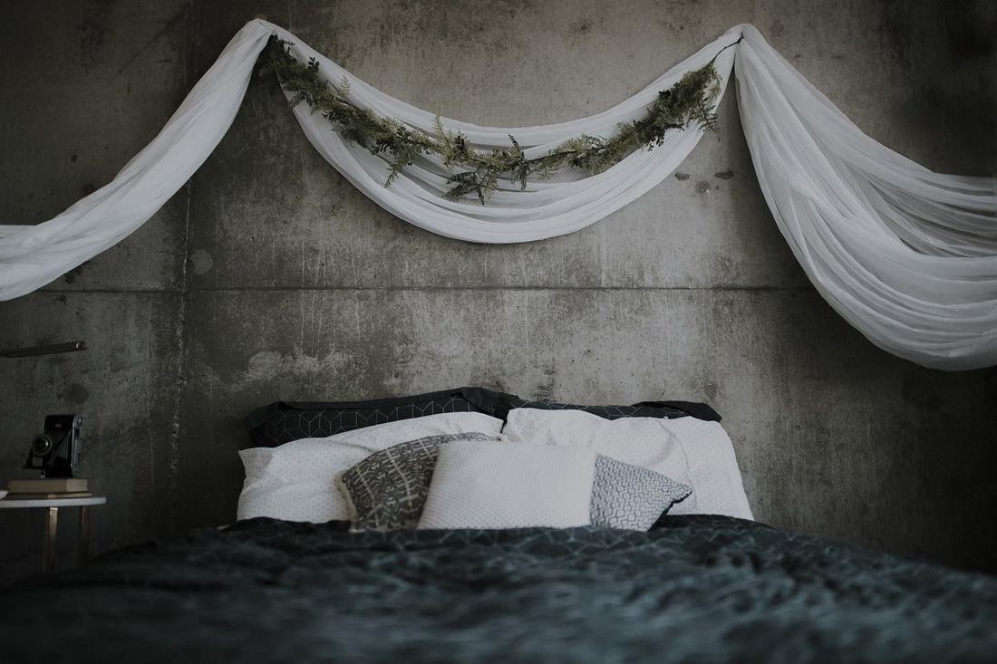 Votre chambre a-t-elle besoin de quelque chose de différent? Alors essayez ce projet.