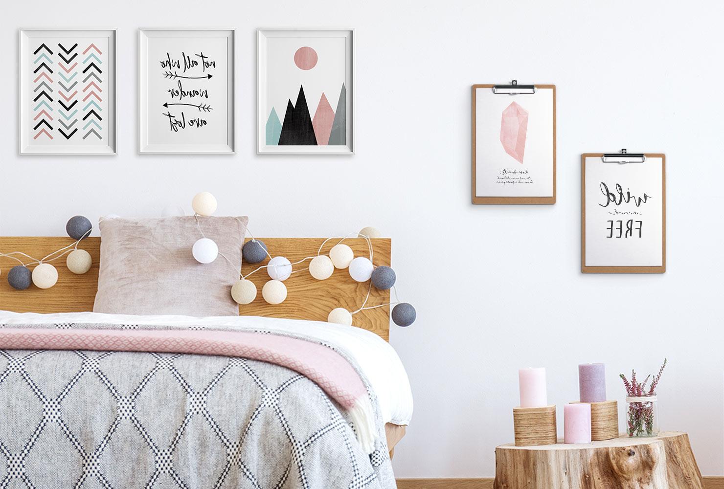 Pour éclairer votre pièce, utilisez des couleurs vives et ajoutez de la lumière.