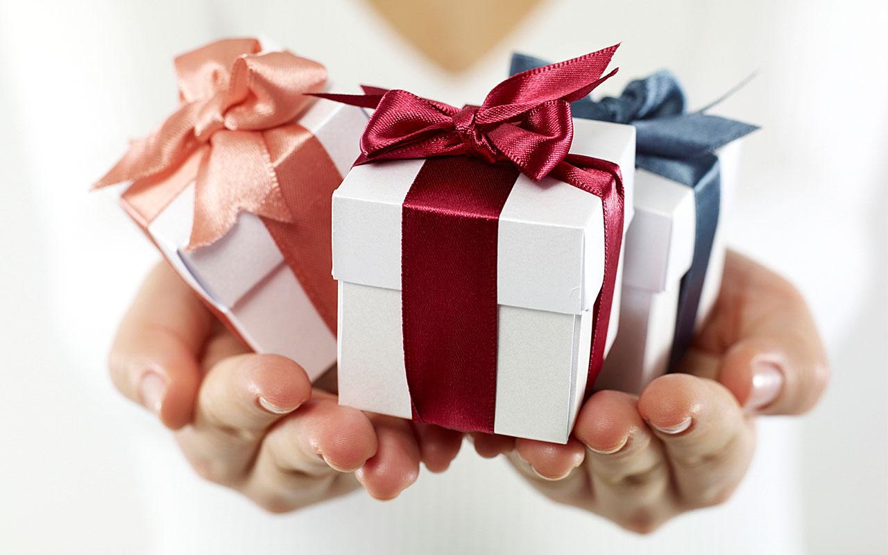 Chacun aime les cadeaux- ils sont incroyables!