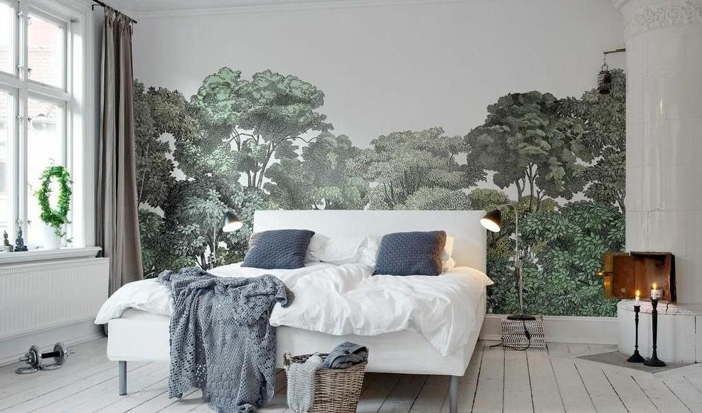 La décoration inspirée par la nature vous apportera une harmonie