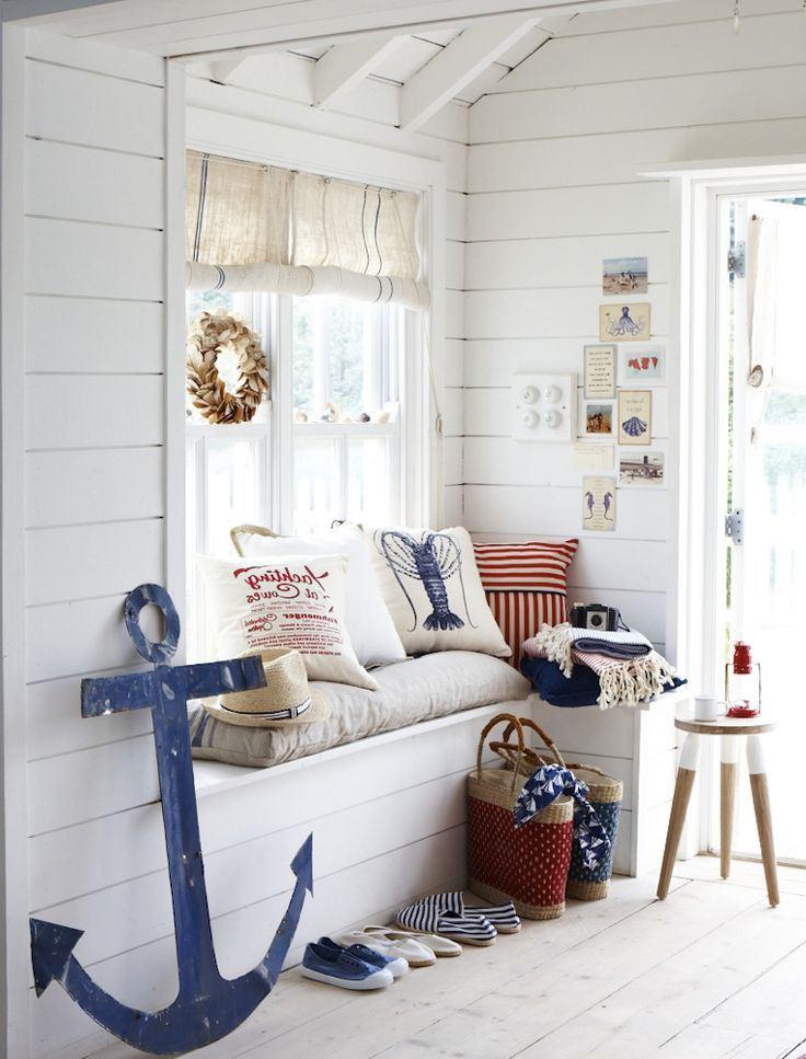 Présentez les meilleures choses de chaque saison dans votre décoration.