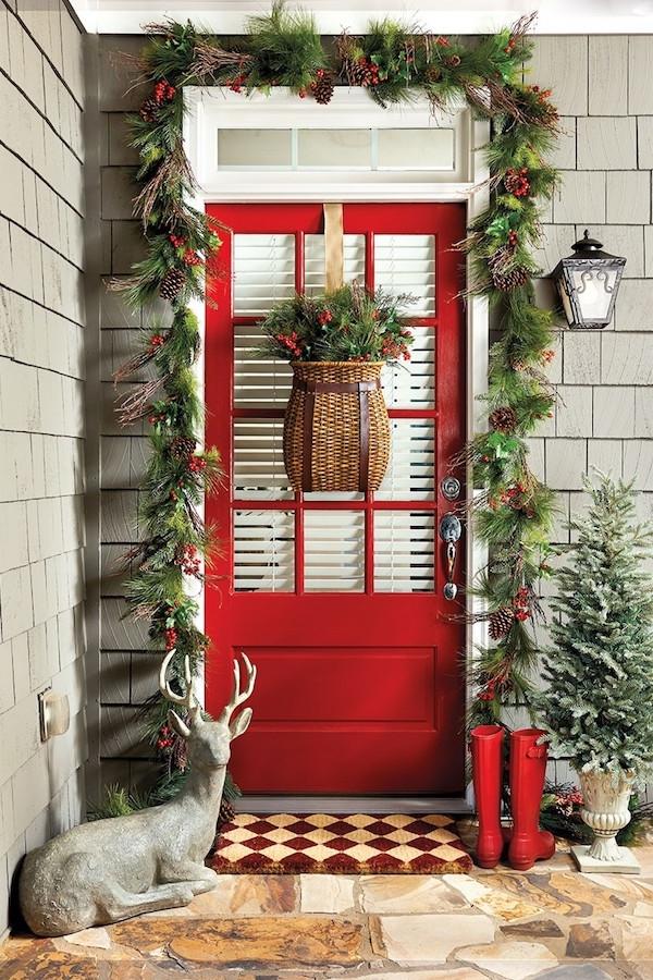 Voici une belle idée pour la saison d'hiver.
