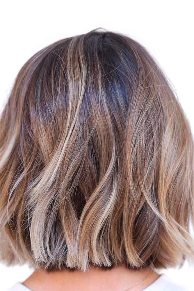 C'est un mythe que cette technique de coloration ne convient pas aux cheveux courts