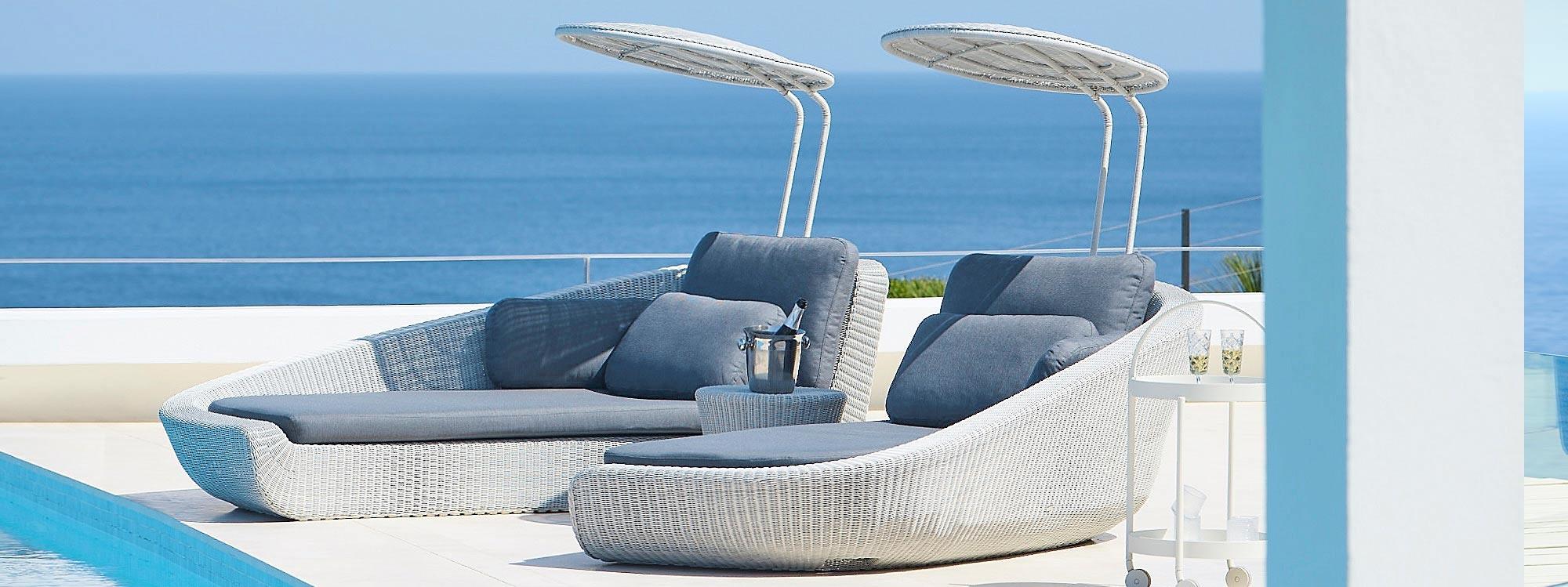 Aimez-vous avoir un bronzage en été? Cette chaise longue sera votre meilleur ami!