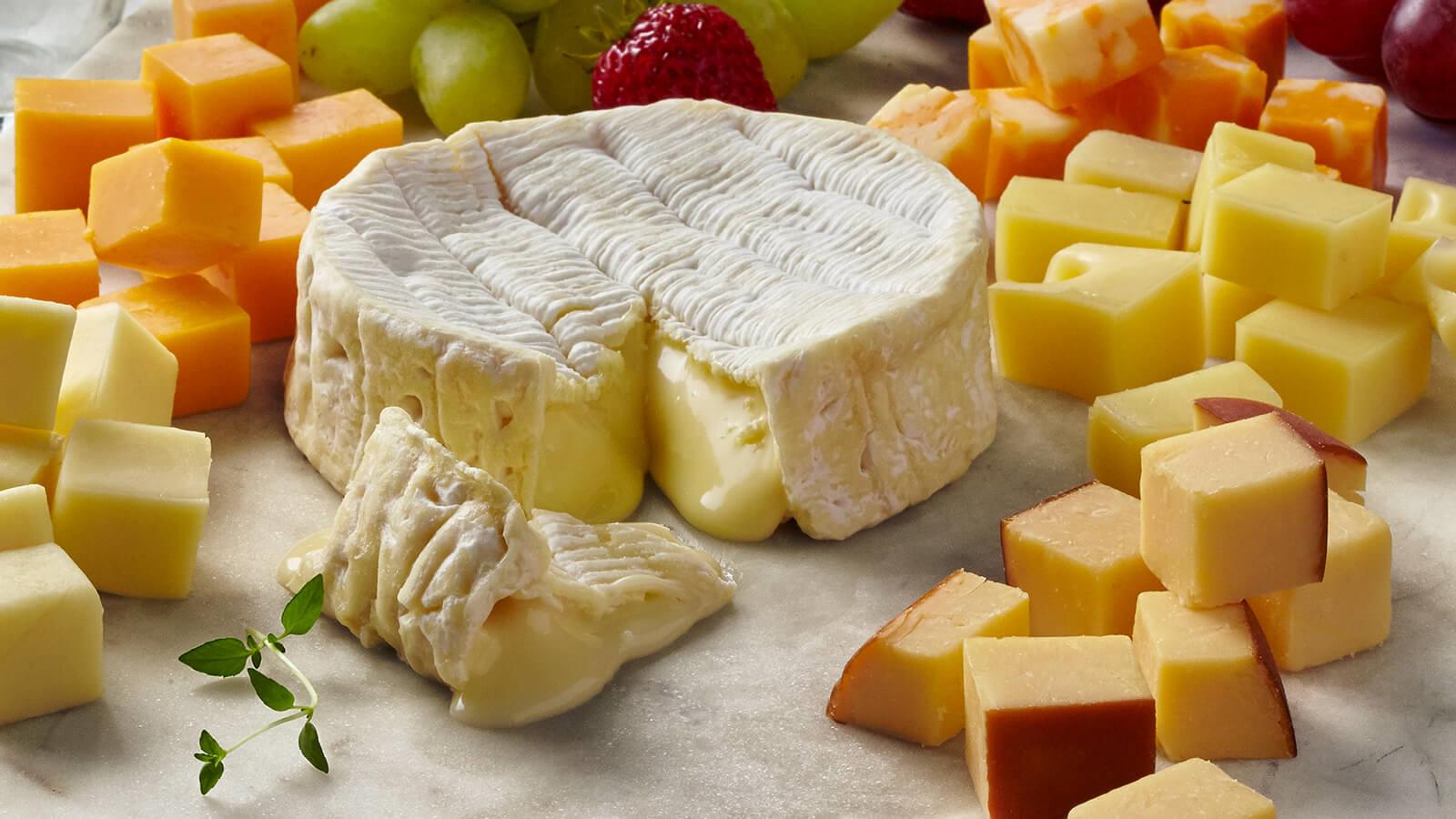 Le fromage est également bon pour la santé - mais faites attention à la quantité que vous consommez.
