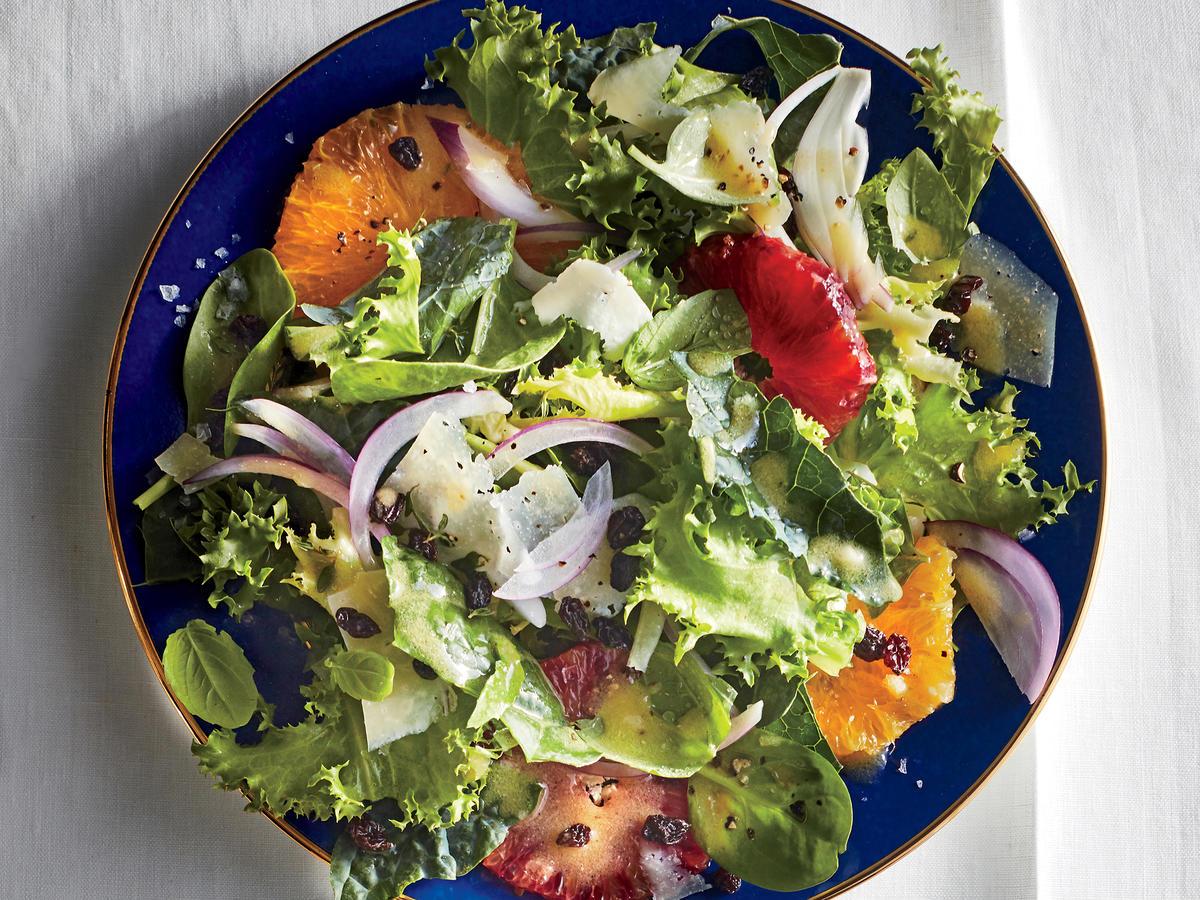 Envie d'une salade légère