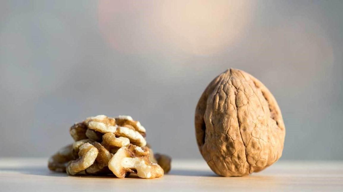 La noix contient divers nutriments et est particulièrement riche en acide alpha-linolénique (ALA), un type d'acide gras oméga-3.