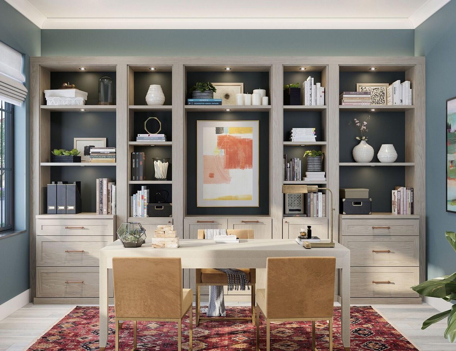 Les classeurs ne sont pas les meubles les plus attrayants, mais vous avez besoin d'un endroit pour ranger les papiers que vous utilisez fréquemment.