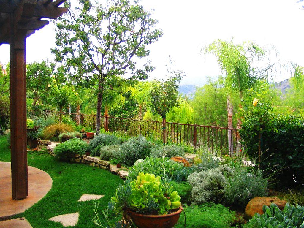 Idée pour déco le jardin