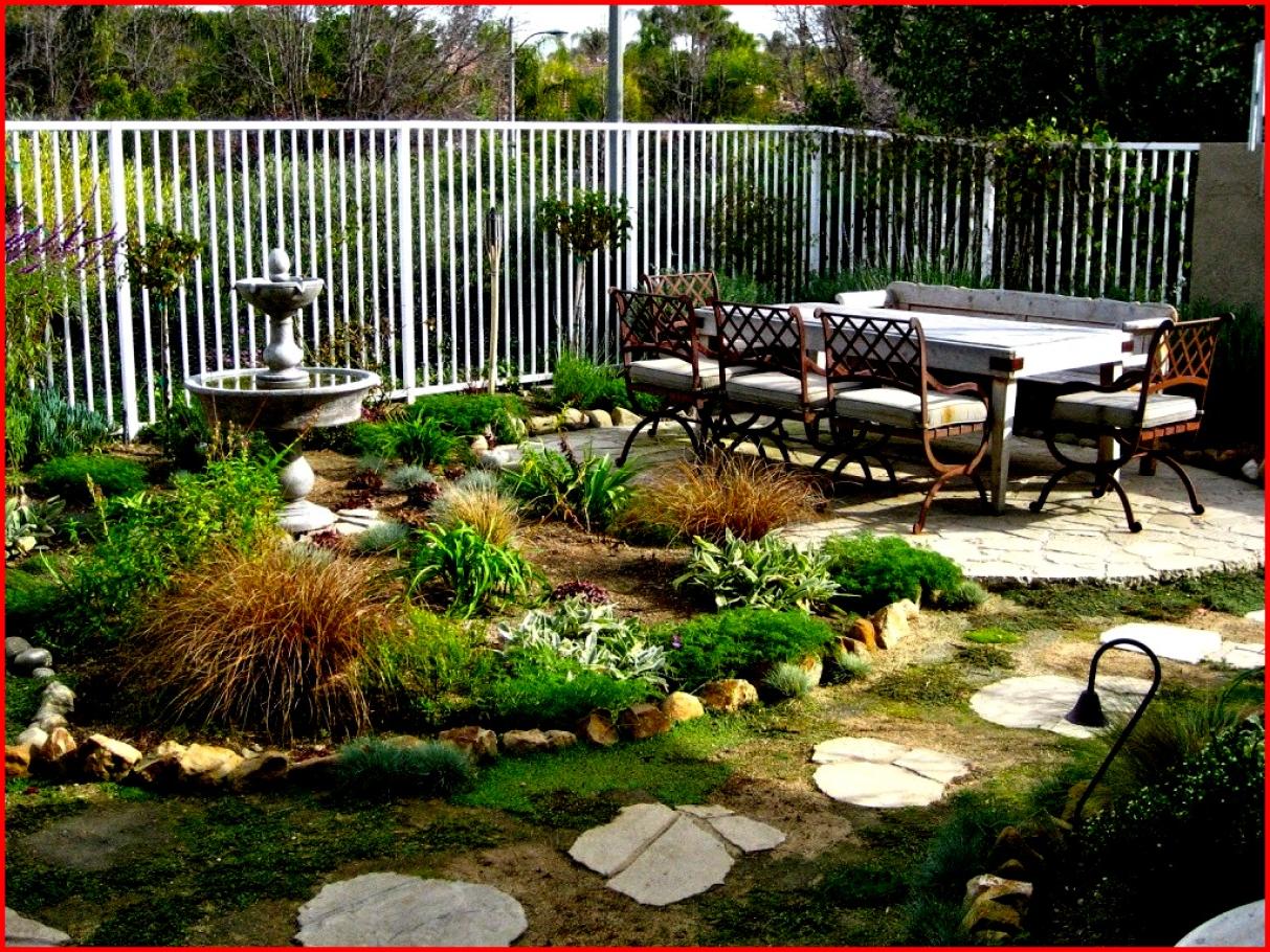 Idée pour déco le jardin avec une fontaine