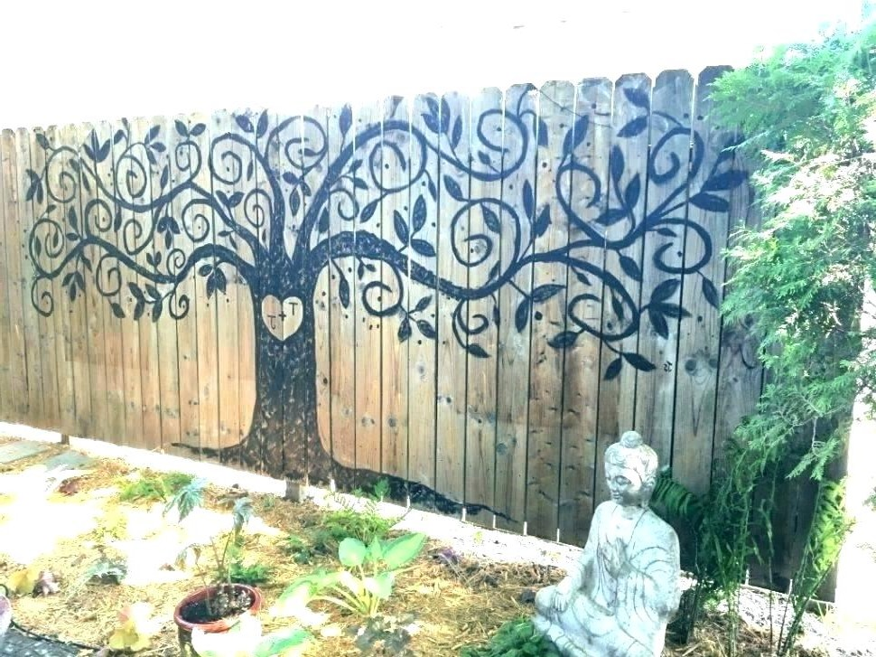Choisissez un motif et une peinture. Demandez de l'aide à vos amis ou à votre famille et réalisez ce projet facile.