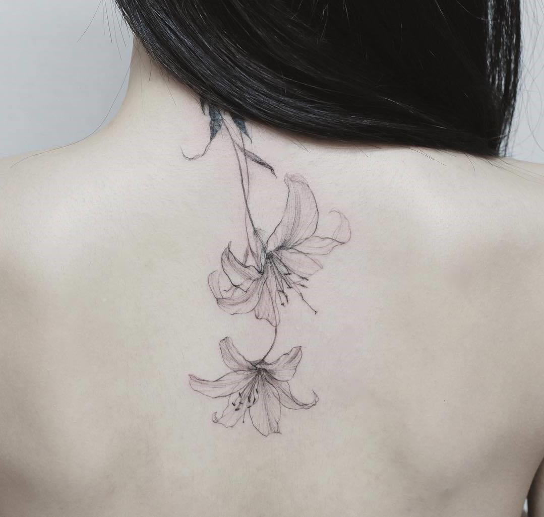 Le symbolisme ésotérique et la fleur de lys sont également liés.