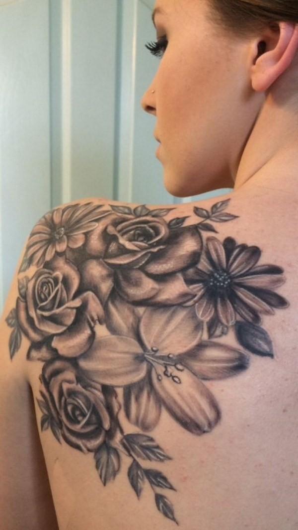 La fleur noire est associée à une sorte de beauté passionnée et vibrante.