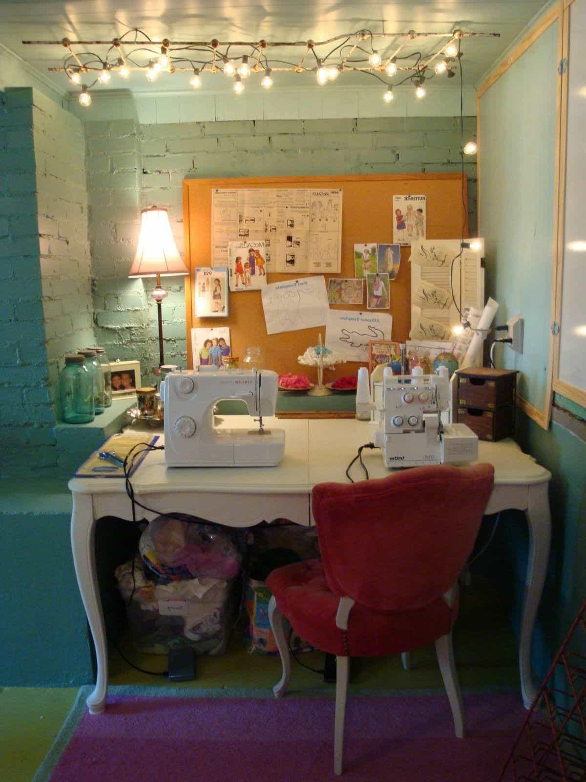 Vous pouvez également les utiliser pour égayer votre bureau ou votre atelier.