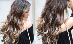 Le balayage blond – la tendance la plus populaire de l'été