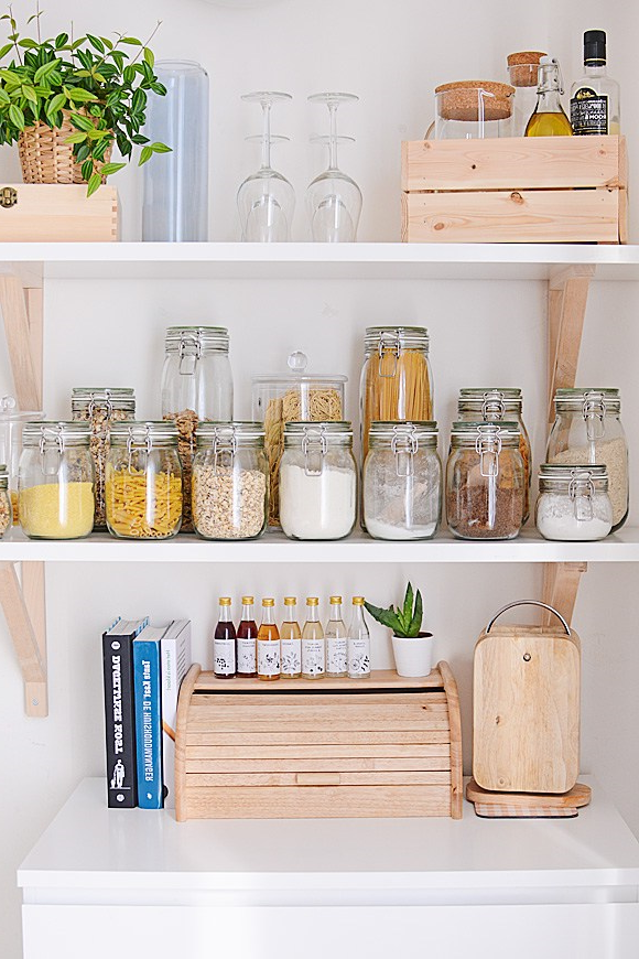50 idées et inspirations pour ranger votre cuisine