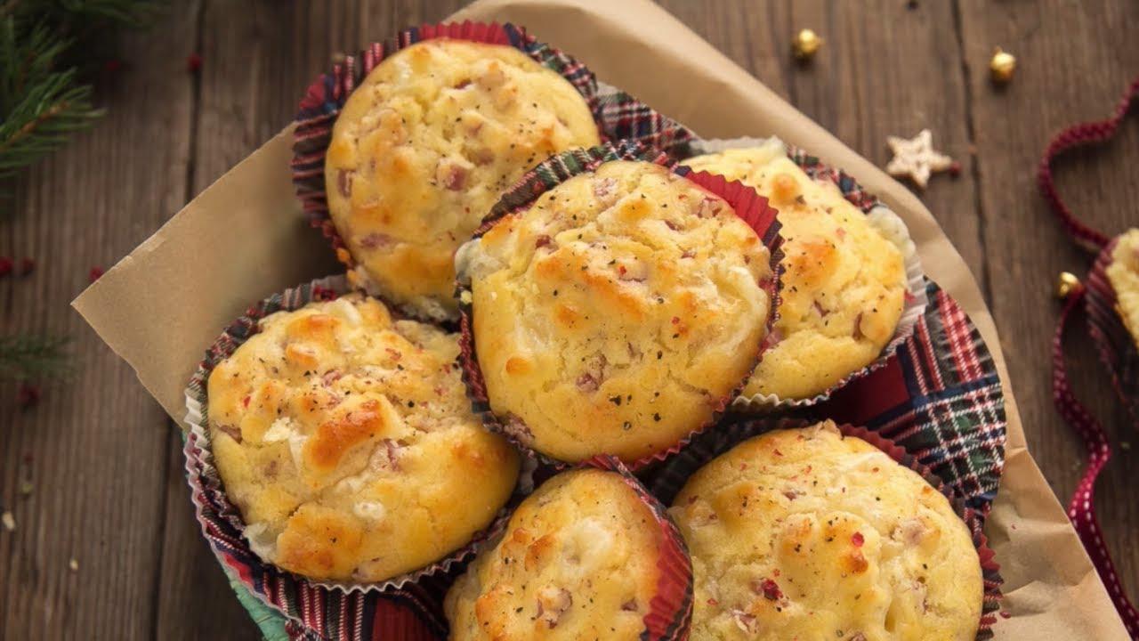 Recettes de lunchbox irrésistibles - muffins aux courgettes