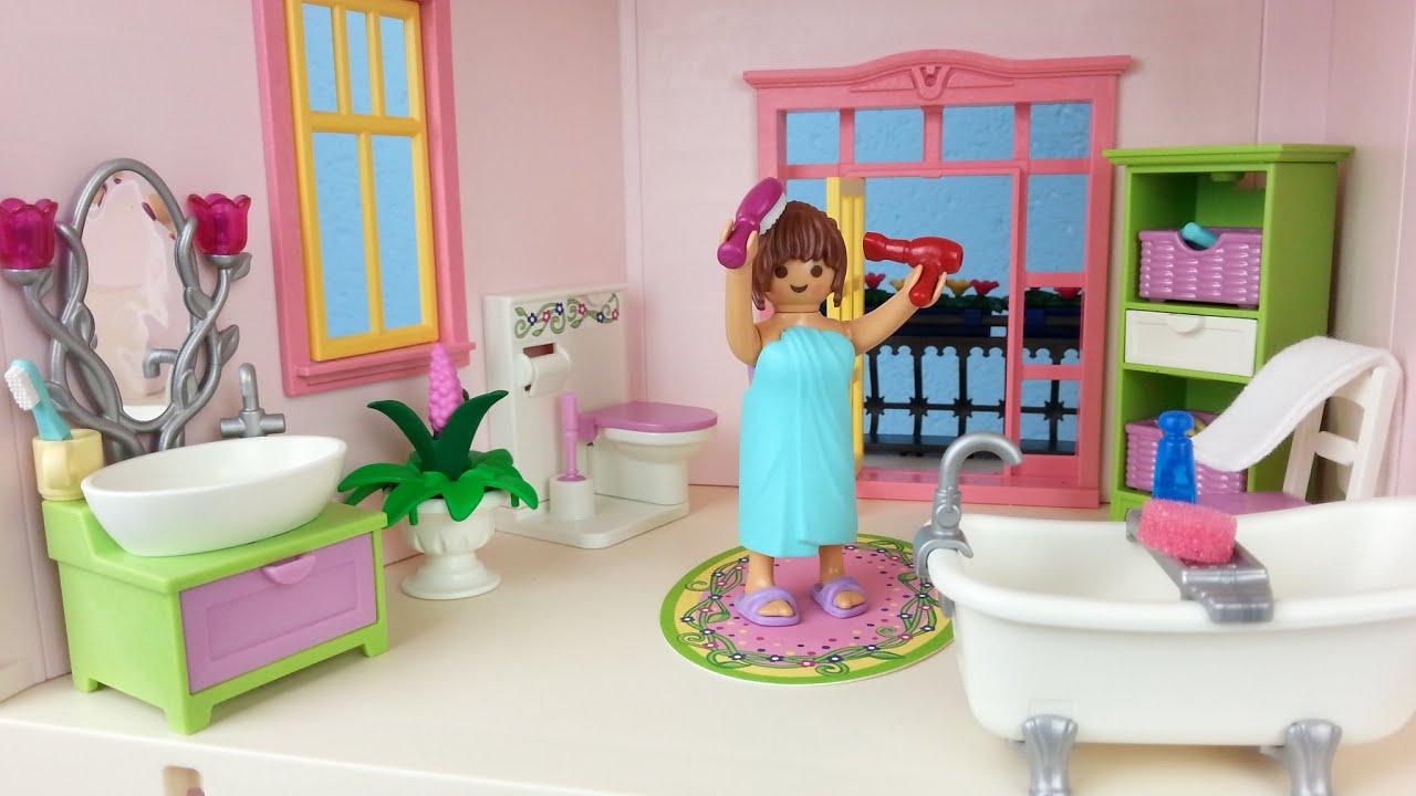 La salle de bain vintage est un très bon choix