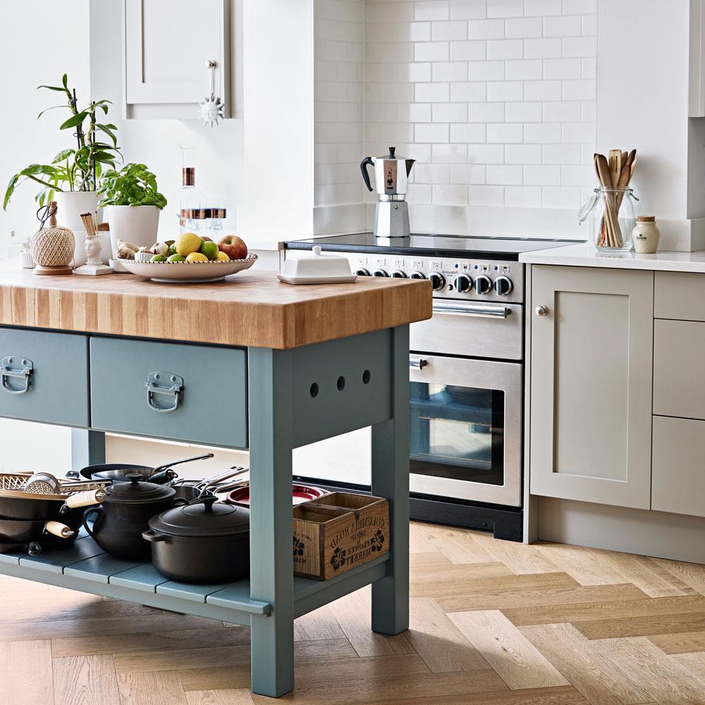 Un îlot de cuisine multifonctionnel - Ikea