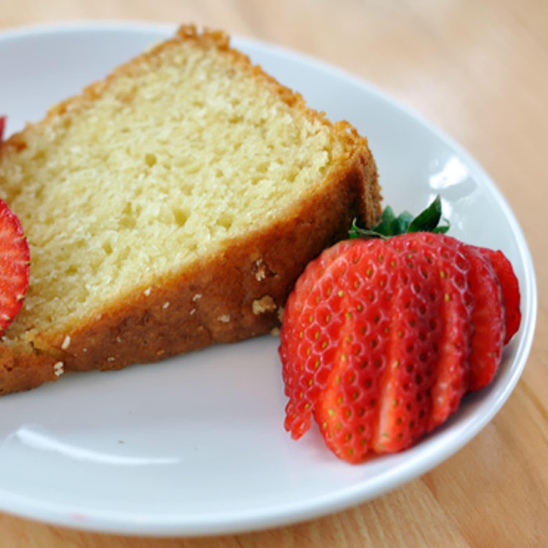 Une recette traditionnelle de gâteau de Madère
