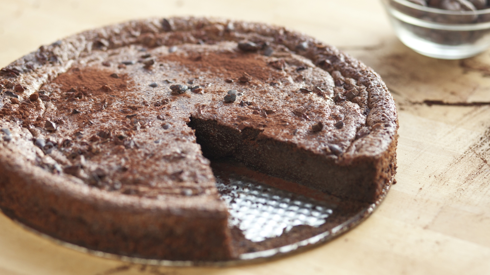 Gâteau très rapide au chocolat