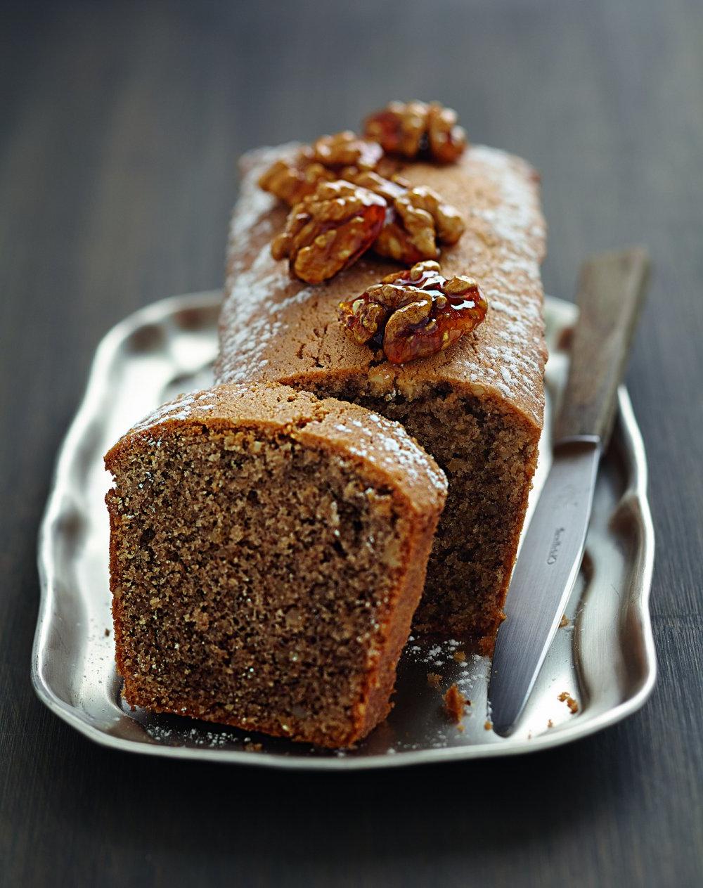 Une recette facile à faire – gâteau au chocolat et au noix