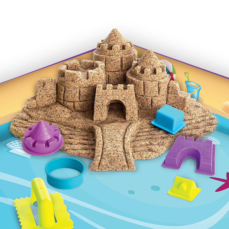 Tête à modeler-créer un château de sable cinétique