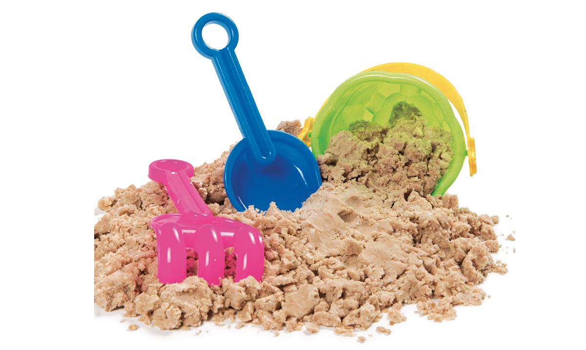 Ce sable est meilleur que le sable ordinaire