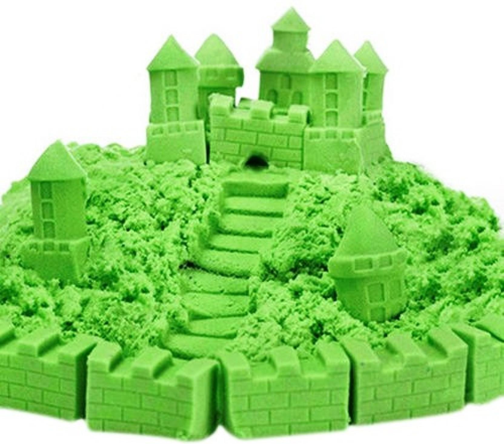 C'est un château de sable magique
