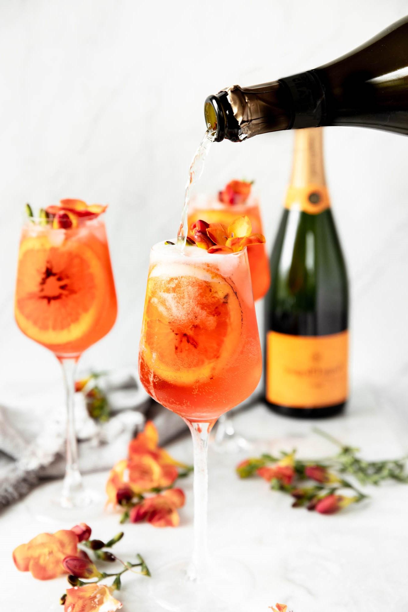 Vous aimez le sucré et le fruité? Recherchez Rosé, Cap Classique, Prosecco ou le terme «Extra sec».