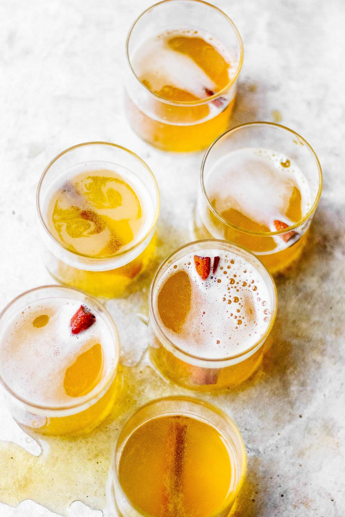 Les vins doux et fruités sont parfaits pour boire seul, des toasts et à l'apéritif.