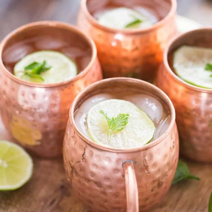 Voici quelques autres idées de cocktails, semblables à la soupe de champagne.