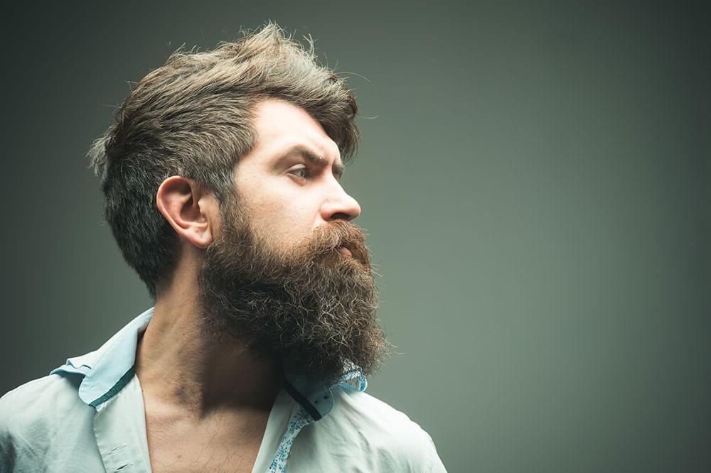 La création du style de barbe que vous aimez sera plus facile en suivant cette étape.