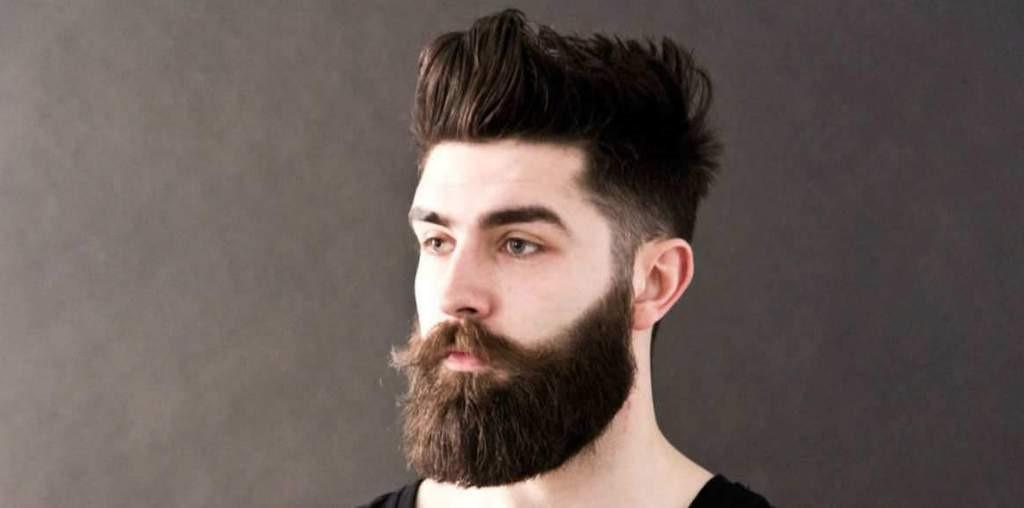 Une belle moustache ne peut que complimenter la barbe.