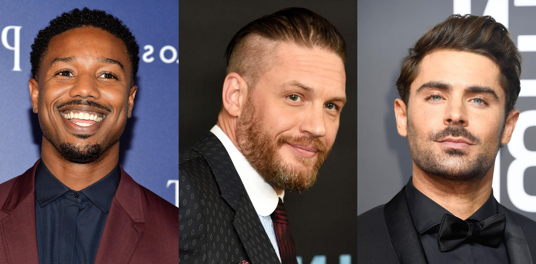 Ensuite, peignez la barbe avec un mouvement ascendant. Le but est de séparer les poils de votre barbe et de les faire rester en place.