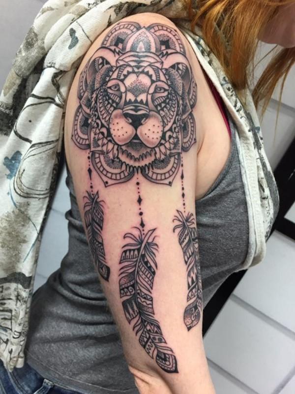 Les tatouages totémiques d'animaux ont une signification puissante en raison du lien qui existe entre le porteur du tatouage et la nature spirituelle de cet animal.
