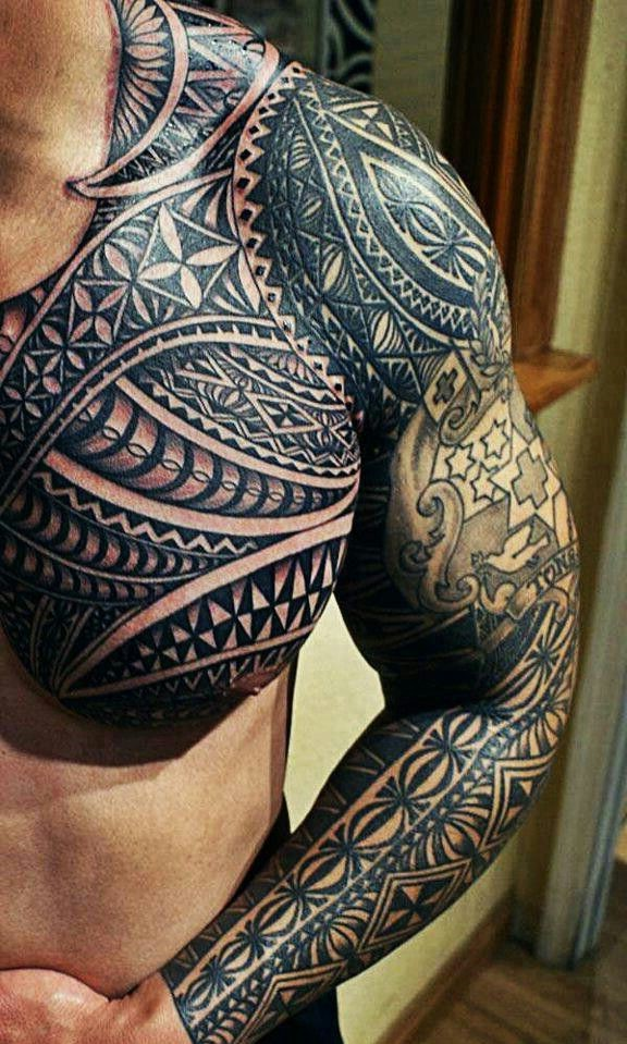 Ils utilisent certains des motifs les plus étonnants jamais vus dans l'art du tatouage à travers le monde.