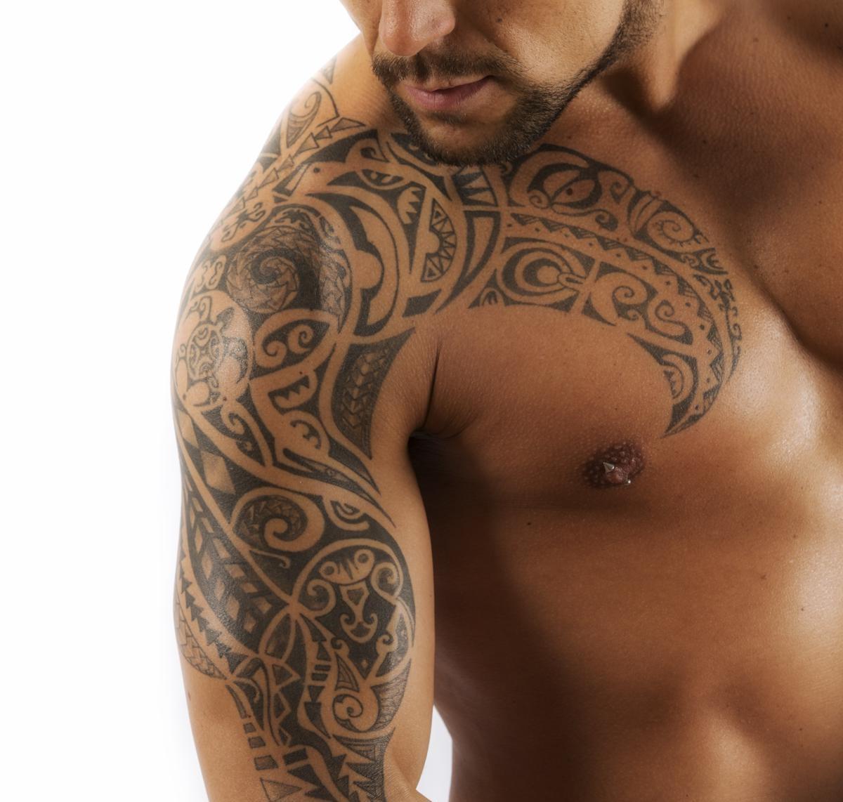 Kirituhi est le nom officiel d'un tatouage de style maori créé par ou pour un non-Maori.