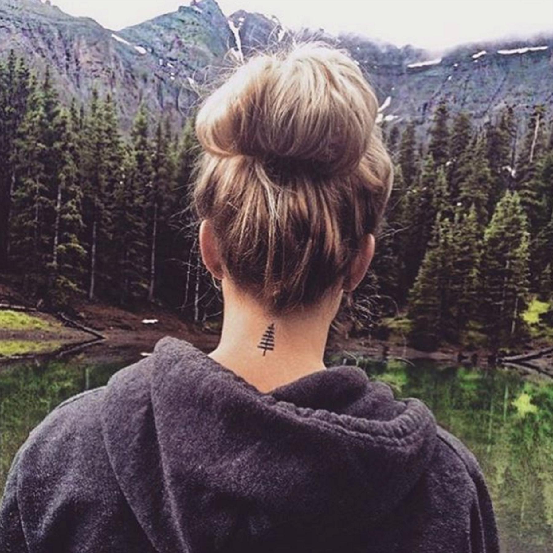 Les montagnes peuvent symboliser le voyage de la vie. C'est en fait l'une des meilleures images à obtenir si vous souhaitez dire aux autres que vous reconnaissez les hauts et les bas de votre vie et que vous travaillez pour atteindre ces sommets.
