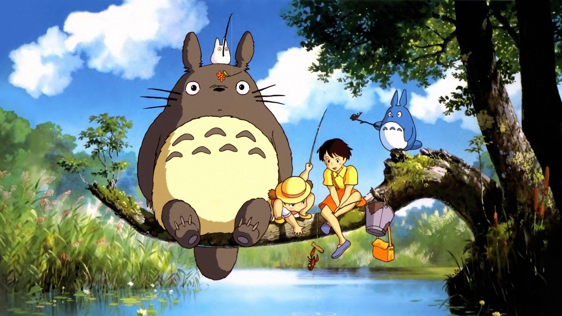 L'histoire de Mon Voisin Totoro-une source de tatouages originaux