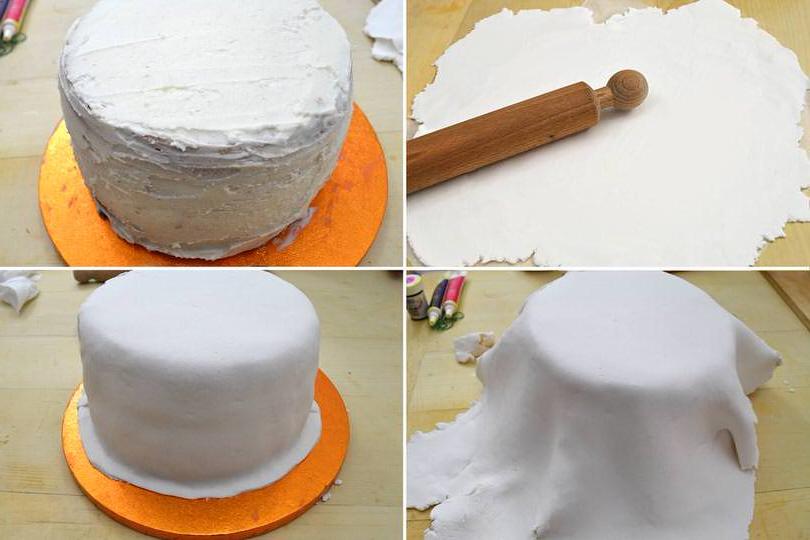 Comment faire un gâteau licorne?